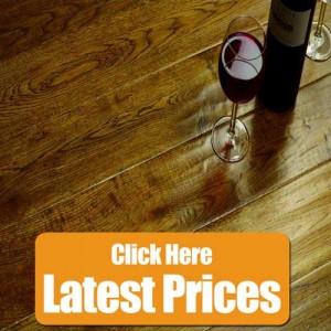 Solid Golden Oak Flooring