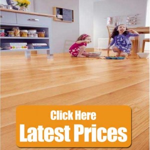 Rustic Oak Wood Flooring