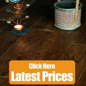 Toffee Engineered Hardwood Flooring