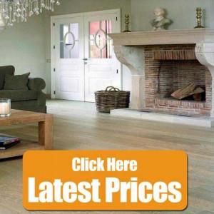 White Oak Parquet Flooring